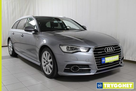 Audi A6 Avant 3,0 TDI V6 211hk Q. S tronic S-line/Navi+/Webasto/ACC/Norsk bil