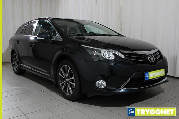 Toyota Avensis 1,8 147hk Executive Multidrive S Hengerfeste,navigasjon,ryggekamera,automat++