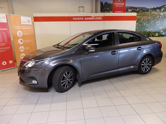 Toyota Avensis 1.6VVT-i Advance In Business  2012, 33000 km, kr 209000,-