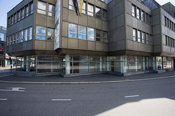 Gateplan Kontor -Butikk lokale 219,5m2