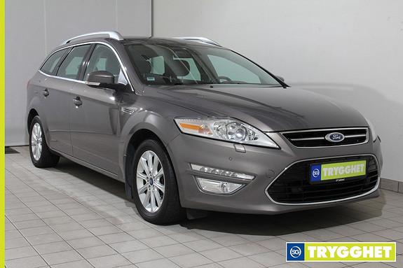 Ford Mondeo 2,0 TDCI 140hk Premium Aut. EL SETER M MINNE!! DIESELVARMER!!SKINNSETER!!NAVIGASJON
