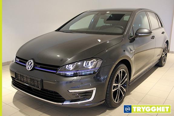 Volkswagen Golf 1,4 TSI 150hk Highline DSG /Navi/Keyless/Adaptive Cruise/Webasto