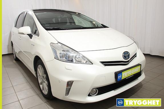 Toyota Prius+ Seven 1,8 VVT-i Hybrid Premium Topp modell