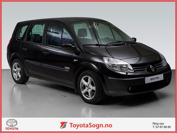 Renault Megane 1,9 DCI Dynamique  2006, 92500 km, kr 75000,-