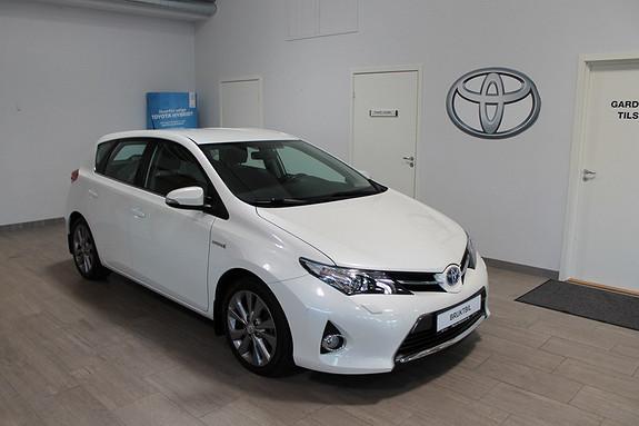 Toyota Auris 1,8 Hybrid E-CVT Active **VELHOLDT**NYBILGARANTI**RYGGEKAMERA**BILDER KOMMER  2013, 40000 km, kr 209000,-
