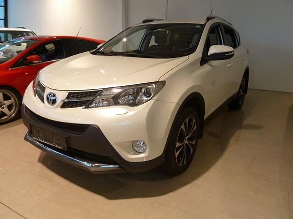 Toyota RAV4 2,0 D-4D 4WD Active Style  2014, 39158 km, kr 359000,-