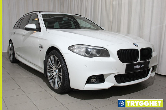 BMW 5-serie 530d xDrive Touring Automat ,M Sport, Panorama