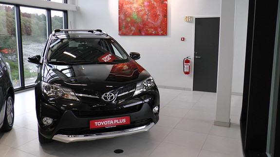 Toyota RAV4 2,0 4WD 71'N Edition CVT (3 års/45000 km service og dekkhotel inkludert!)  2015, 14411 km, kr 419000,-