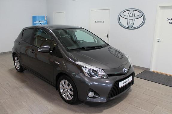 Toyota Yaris 1,5 Hybrid Active **VELHOLDT**NYBILGARANTI**BILDER KOMMER  2013, 42500 km, kr 169000,-