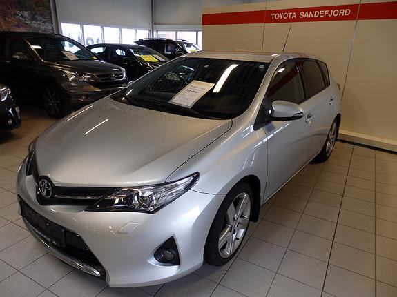 Toyota Auris 1.4D-4D DPF STYLE  2013, 37500 km, kr 189000,-