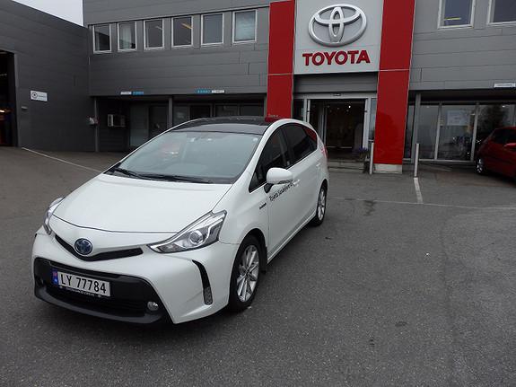 Toyota Prius+ Seven 1.8 EXECUTIVE SKYVIEW  2015, 42000 km, kr 339000,-
