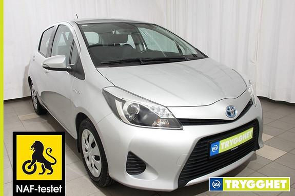 Toyota Yaris 1,5 Hybrid Active .NAVI.BLUETOOTH.RYGGEKAMERA.DAB