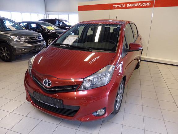 Toyota Yaris 1.33VVT-i STYLE  2013, 61000 km, kr 159000,-