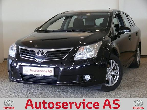 Toyota Avensis 1,6 132hk Advance  2010, 94000 km, kr 169000,-