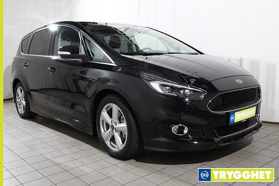 Ford S-MAX 2,0 TDCi 150hk Titanium aut 7-s Styling