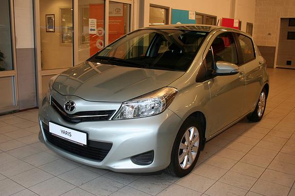 Toyota Yaris 1.33 Active Automat  2012, 36186 km, kr 155000,-