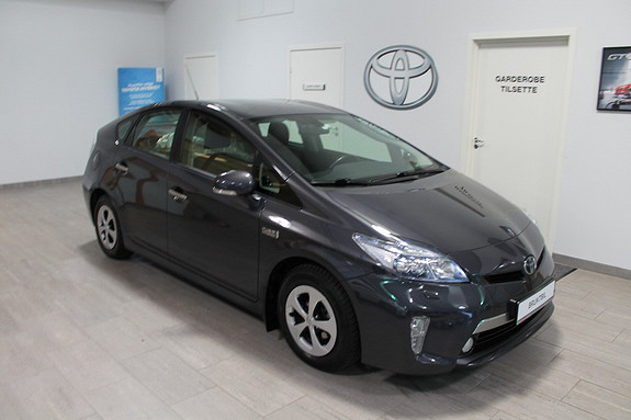 Toyota Prius Premium PREMIUM*NYBILGARANTI*LADBAR*ADAPTIV RADAR CRUISEC  2013, 51597 km, kr 249000,-