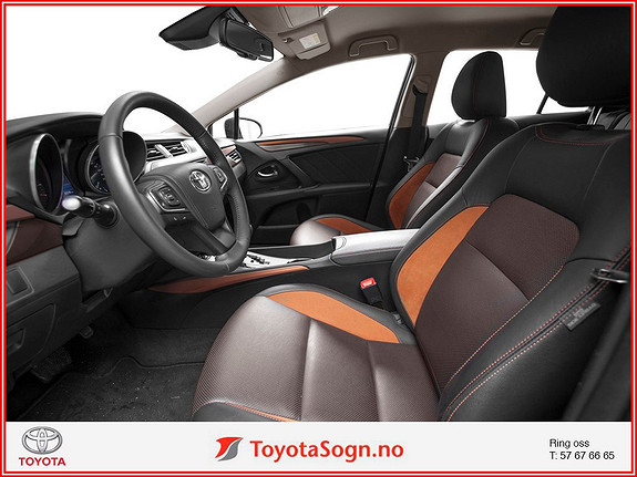 Toyota Avensis Touring Sports 1,8 Active Style M-drive 7S  2015, 25 000 km, kr 339 000,-