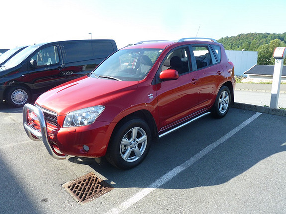 Toyota RAV4 2,2 D-4D 136hk DPF Sport  2007, 132832 km, kr 159000,-