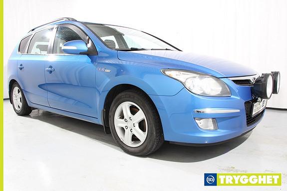 Hyundai i30 1,6 CRDI 90hk Comfort+ Blue Drive