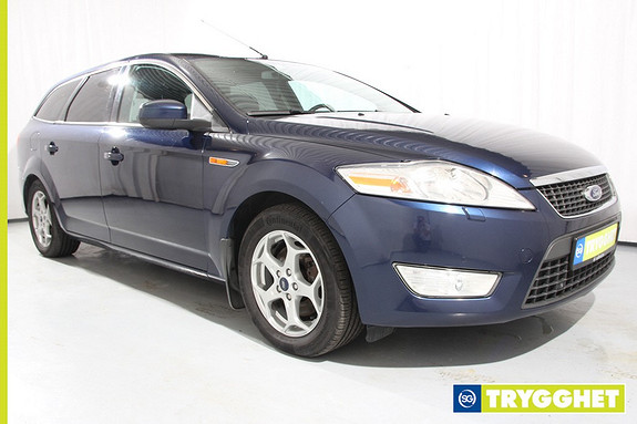 Ford Mondeo 2,0 TDCI 115hk ECOnetic
