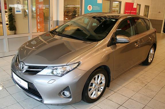 Toyota Auris 1.4 D-4D Active  2013, 60118 km, kr 184000,-