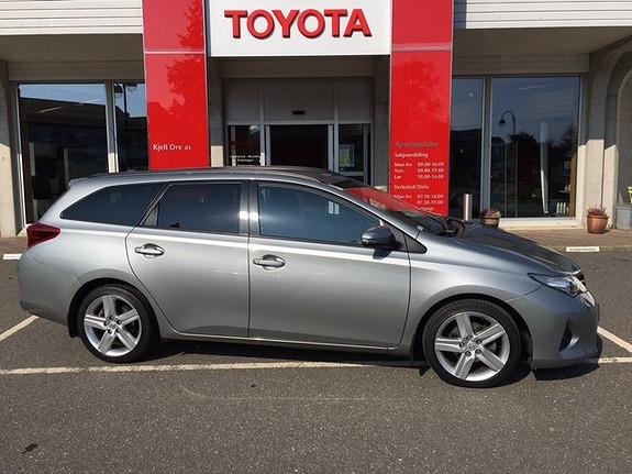 Toyota Auris Touring Sports 1,4 D-4D Style  2013, 55299 km, kr 205000,-