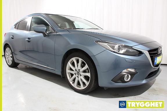 Mazda 3 2,0 120hk Optimum