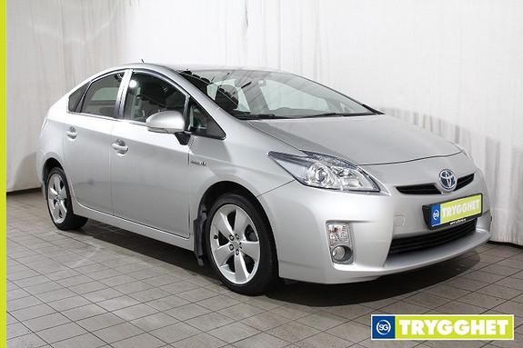 Toyota Prius 1,8 VVT-i Hybrid Advance En eier-Komplett servicehistor