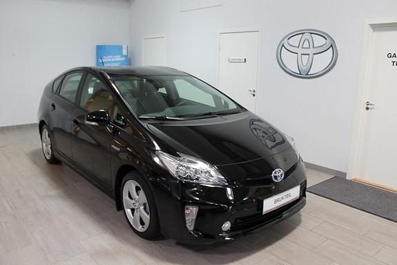 Toyota Prius 1,8 VVT-i Hybrid Executive **LAV KM**VELHOLDT**NYBILGARANTI  2013, 18231 km, kr 229000,-