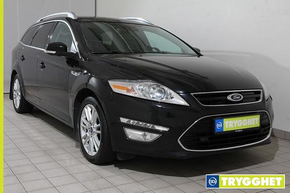 Ford Mondeo 2,0 TDCI 140hk Premium Aut. DIESELVARMER!!HENGERFESTE!!BLIS!!SKINN!!NAVIGASJON!!