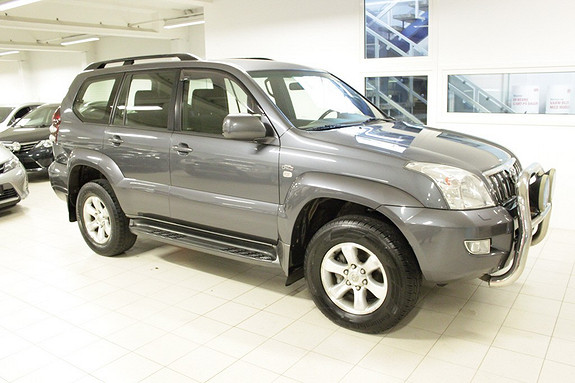 Toyota Land Cruiser 3,0 D-4D VX aut.  2005, 254000 km, kr 239000,-