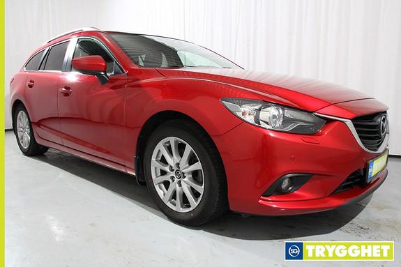 Mazda 6 2,2D 150hk Vision aut