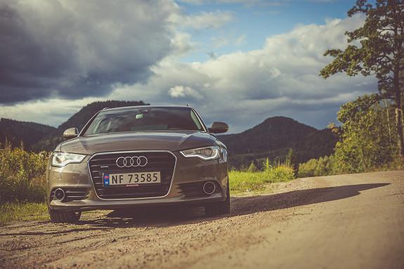 Audi A6 3,0TDI Avant Quattro S-Line  2014, 44000 km, kr 559000,-