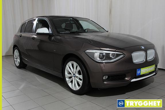 BMW 1-serie 116d Advantage Edition aut Se utstyr!