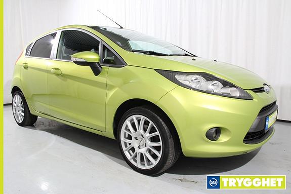 Ford Fiesta 1,6 TDCi 75hk DPF Titanium