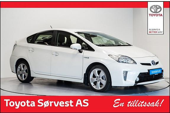 Toyota Prius 1,8 VVT-i Hybrid Executive 3år/45000 km service og 3 år avtale ink i pris)  2013, 26175 km, kr 219000,-
