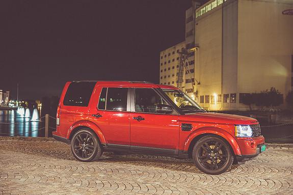Land Rover Discovery 3.0SDV6 256hk HSE Lux.Black 7 seter  2013, 55000 km, kr 799000,-