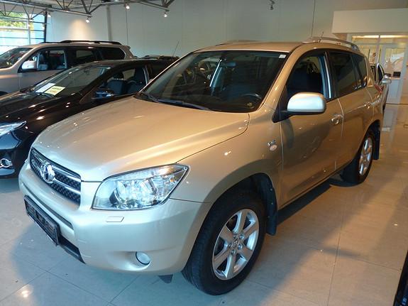 Toyota RAV4 2,2 D-4D 136hk DPF Cross Sport  2008, 98932 km, kr 189000,-