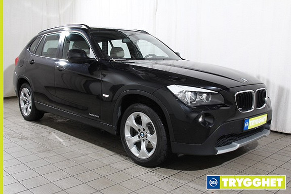 BMW X1 xDrive20d Automat Norsk-Skinn-Navi-bluetooth-Panorama-Hengerf-Design Cool Elegance etc