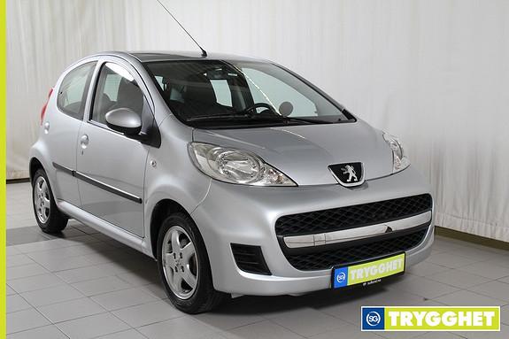 Peugeot 107 1,0 bensin 68 hk Trendy Setevarme foran,Aux inngang p� stereo