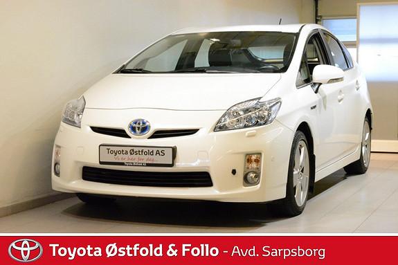 Toyota Prius 1,8 VVT-i Hybrid Executive , INNTIL 10 ÅRS HYBRIDBATTERI GARANTI,  2010, 38000 km, kr 178000,-