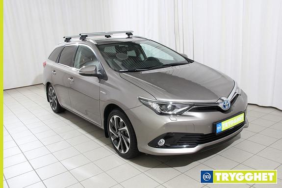 Toyota Auris 1,8 Hybrid E-CVT Style stv.