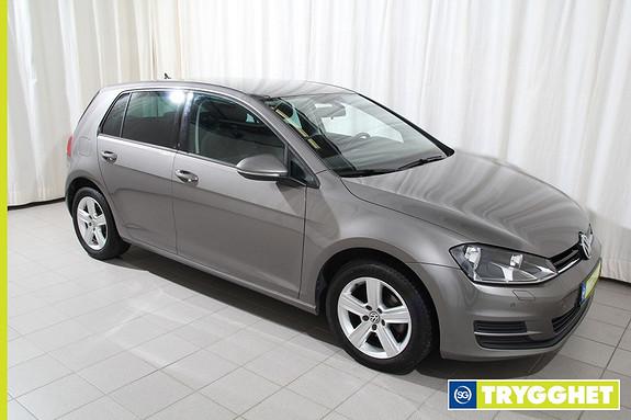 Volkswagen Golf 1,6 TDI 90hk Trendline Webasto/Hengerfeste++