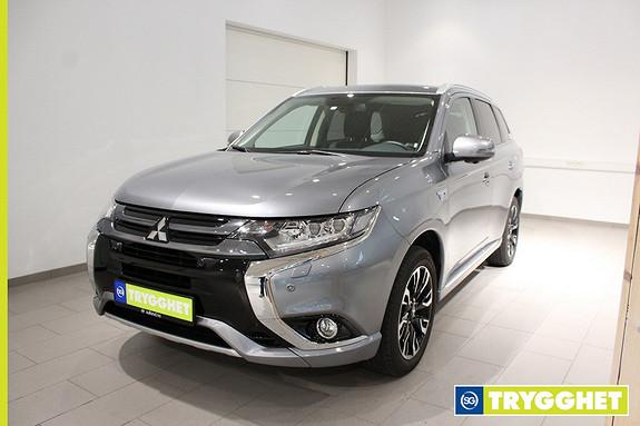 Mitsubishi Outlander Instyle+ Plug-In Hybrid EV NORSK BIL!