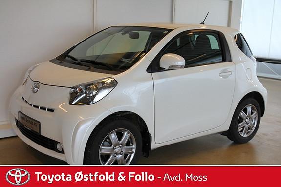 Toyota IQ 1,0VVT-i  2011, 45035 km, kr 94000,-