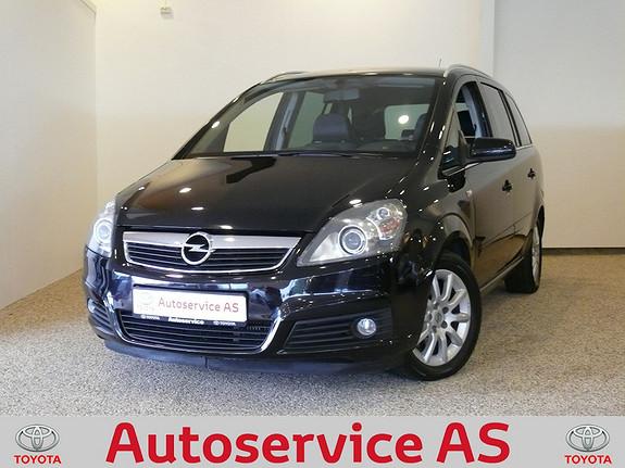 Opel Zafira 1,9 CDTi M6 120hk Cosmo  2007, 129000 km, kr 99000,-