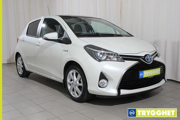 Toyota Yaris 1,5 Hybrid Style Klima, panoramatak