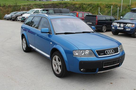 Audi A6 allroad 2,5 TDI Tiptronic Quattro  2004, 218600 km, kr 60000,-