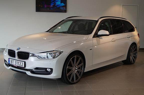 BMW 3-serie 318d xDrive Touring Sportline  2015, 49000 km, kr 379000,-